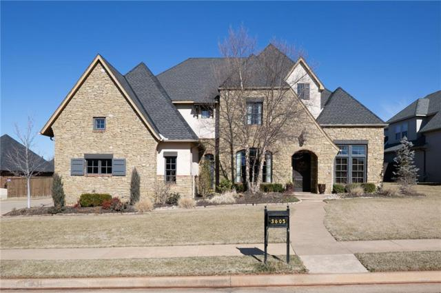 3605 NW 174th Street, Edmond, OK 73012 (MLS #870255) :: Homestead & Co