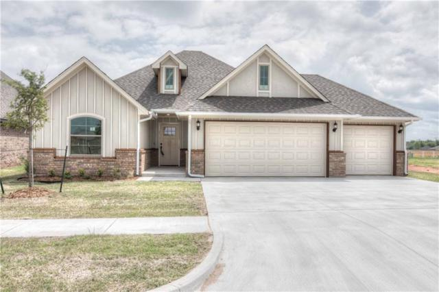 3516 Shutter Ridge Street, Yukon, OK 73012 (MLS #870258) :: Denver Kitch Real Estate