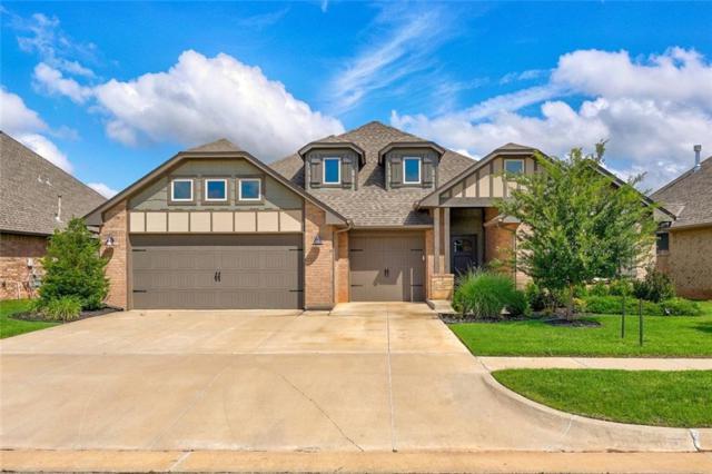 13525 Leighton Lane, Oklahoma City, OK 73142 (MLS #870266) :: Homestead & Co