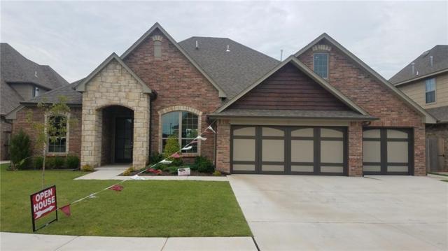 1525 NW 177th Terrace, Edmond, OK 73012 (MLS #870277) :: Homestead & Co
