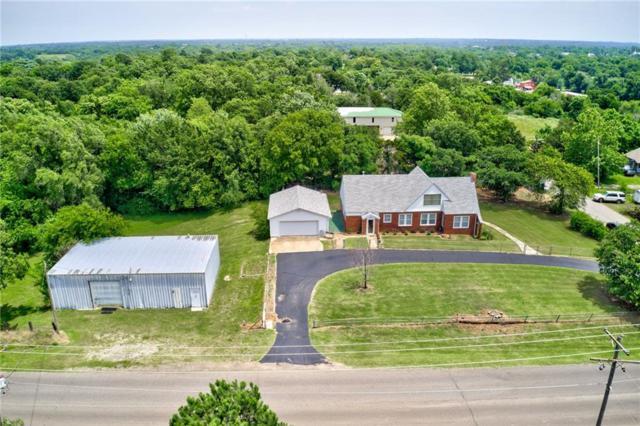 11001 Stewart Avenue, Choctaw, OK 73020 (MLS #870353) :: KING Real Estate Group