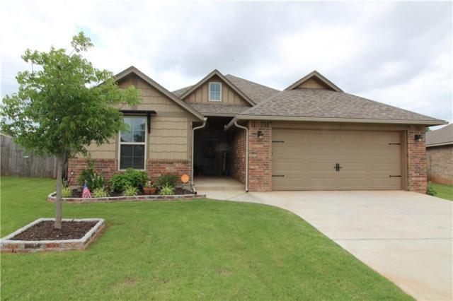 3619 Brougham Way, Oklahoma City, OK 73179 (MLS #870364) :: KING Real Estate Group