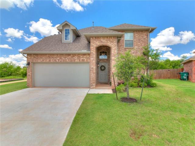 14833 Gravity Falls Lane, Oklahoma City, OK 73142 (MLS #870374) :: Denver Kitch Real Estate
