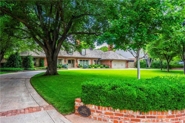 1502 Bedford Avenue, Nichols Hills, OK 73116 (MLS #870394) :: Homestead & Co
