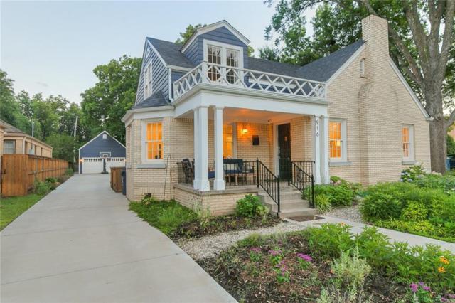 916 NW 40th Street, Oklahoma City, OK 73118 (MLS #870492) :: Homestead & Co