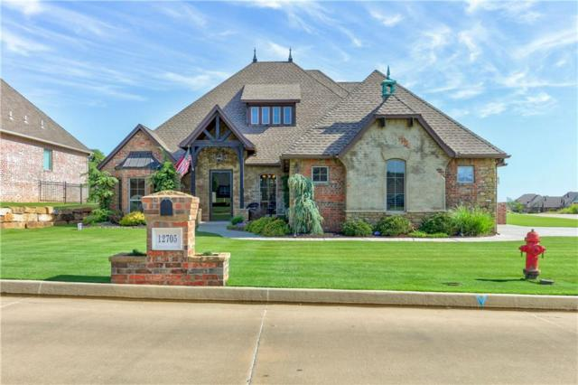 12705 Forest Ridge Drive, Midwest City, OK 73020 (MLS #870500) :: KING Real Estate Group