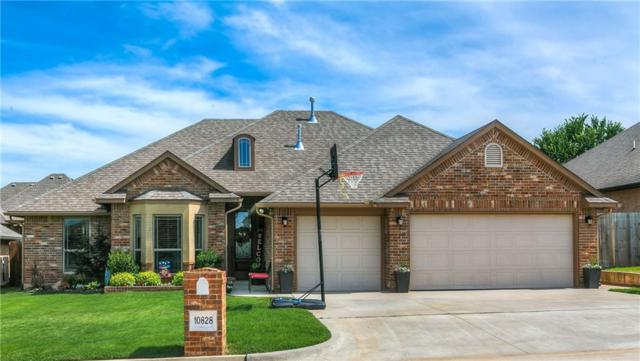 10828 Sara Court, Midwest City, OK 73130 (MLS #870508) :: Homestead & Co
