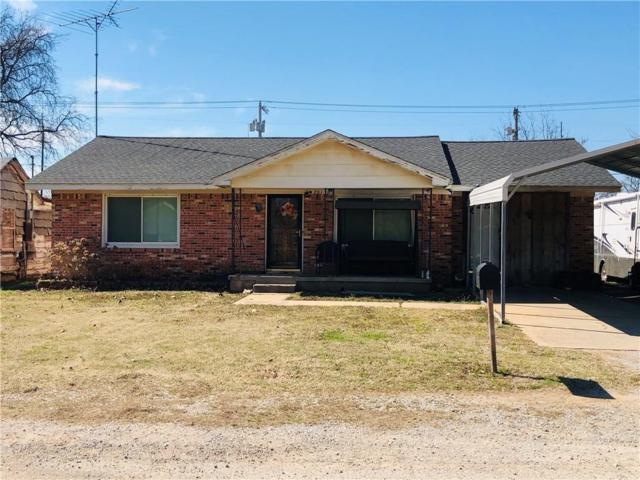 201 S Edith, Pauls Valley, OK 73075 (MLS #870584) :: Homestead & Co