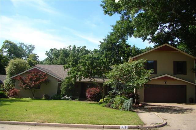 918 Mockingbird Lane, Norman, OK 73071 (MLS #870593) :: Homestead & Co