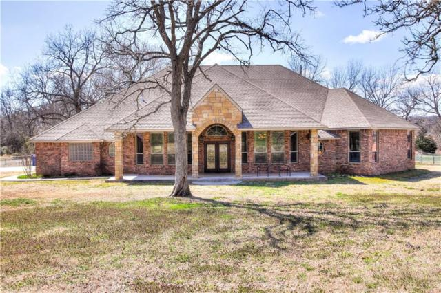 1401 Timber Ridge Drive, Choctaw, OK 73020 (MLS #870594) :: KING Real Estate Group