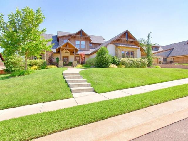 2408 Old Creek Road, Edmond, OK 73034 (MLS #870617) :: Homestead & Co