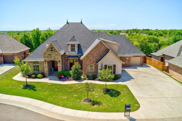2316 Old Creek, Edmond, OK 73034 (MLS #870623) :: Homestead & Co