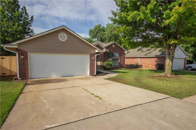 820 SE 38th Street, Moore, OK 73160 (MLS #870627) :: Homestead & Co