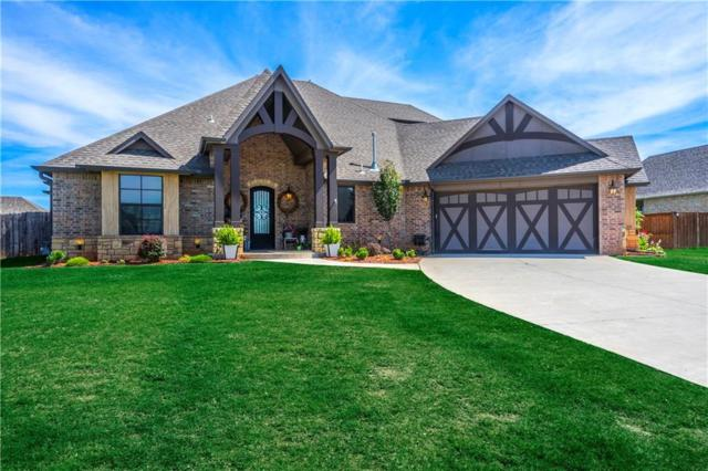2333 W Beaver Point Drive, Mustang, OK 73064 (MLS #870662) :: Homestead & Co