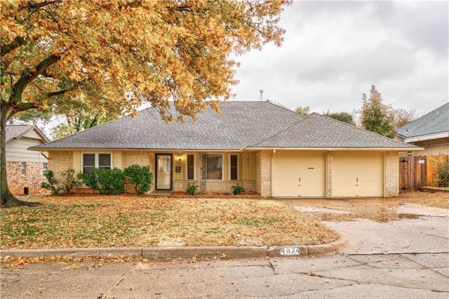4824 Eastman Drive, Oklahoma City, OK 73122 (MLS #870716) :: Homestead & Co
