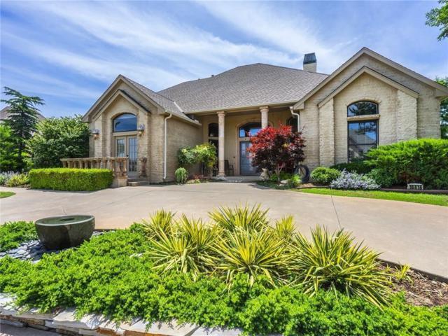 16816 Shorerun Drive, Edmond, OK 73012 (MLS #870733) :: Homestead & Co