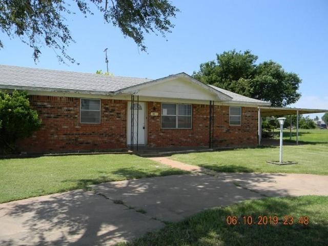 620 W 6th Street, Custer City, OK 73639 (MLS #870736) :: Homestead & Co