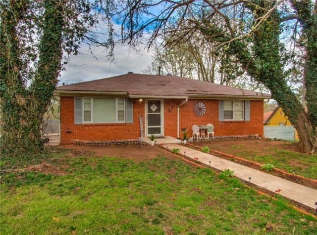 412 N 3rd Avenue, Purcell, OK 73080 (MLS #870745) :: Denver Kitch Real Estate