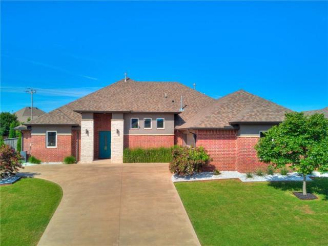 17301 Melville Lane, Edmond, OK 73012 (MLS #870786) :: Homestead & Co