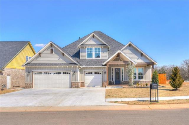 4516 Green Country Road, Edmond, OK 73034 (MLS #870821) :: Homestead & Co