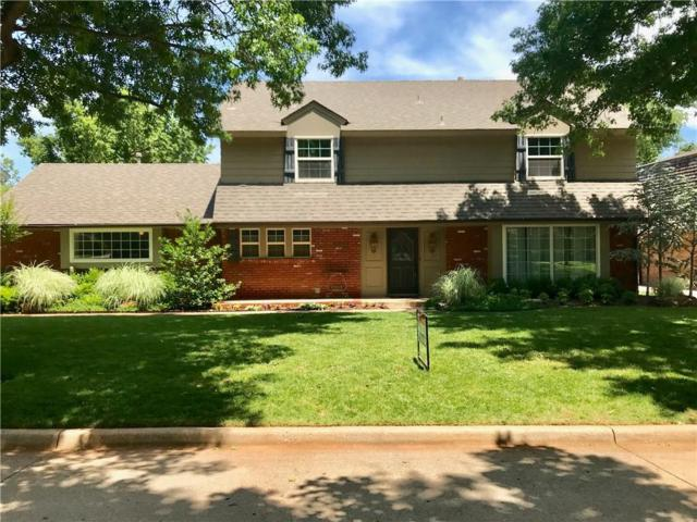3021 Stonybrook Road, Oklahoma City, OK 73120 (MLS #870822) :: Homestead & Co