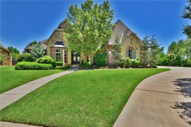 6600 Oak View Road, Edmond, OK 73025 (MLS #870850) :: Homestead & Co