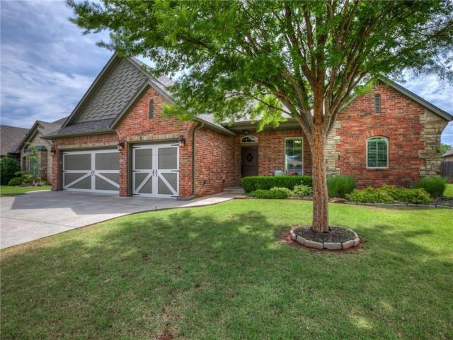 15704 Wild Creek Drive, Edmond, OK 73013 (MLS #870902) :: Homestead & Co