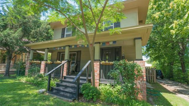 1617 N Marion Avenue, Oklahoma City, OK 73106 (MLS #870914) :: Homestead & Co