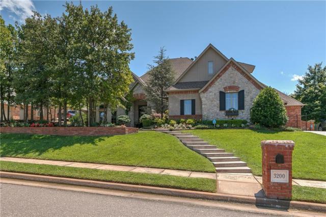 3200 Findhorn Drive, Edmond, OK 73034 (MLS #870954) :: Homestead & Co