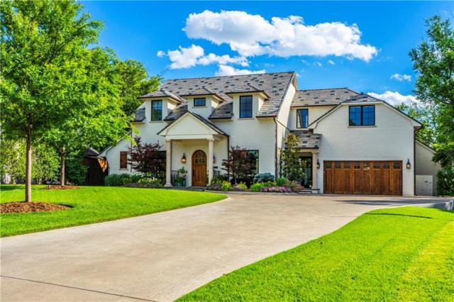 1824 Dorchester Place, Nichols Hills, OK 73120 (MLS #871018) :: Homestead & Co