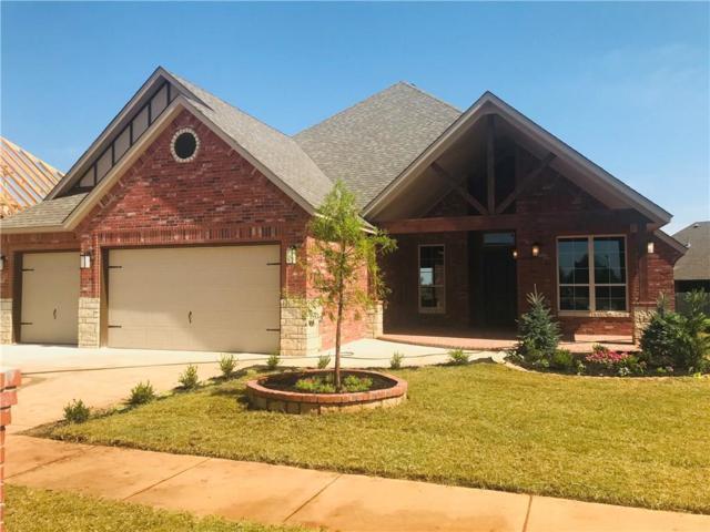 11521 SW 58 Street, Mustang, OK 73064 (MLS #871099) :: Erhardt Group at Keller Williams Mulinix OKC