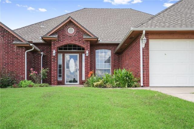 1227 Cedar Crossing, Choctaw, OK 73020 (MLS #871107) :: Denver Kitch Real Estate