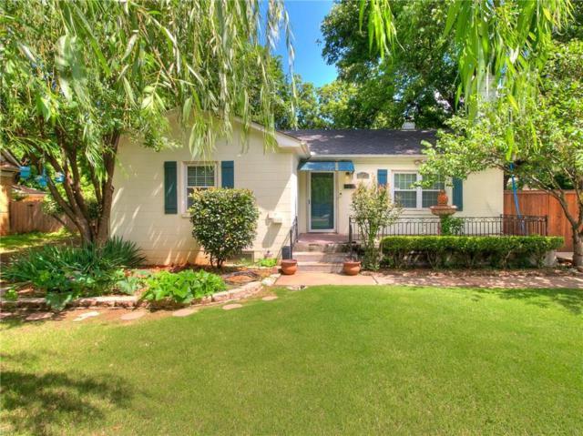 2107 NW 19th Street, Oklahoma City, OK 73107 (MLS #871147) :: Homestead & Co