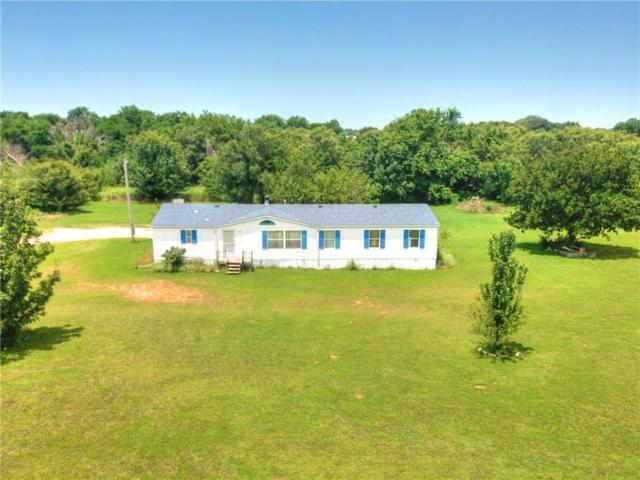 11550 Timber Trail, Lexington, OK 73051 (MLS #871180) :: KING Real Estate Group