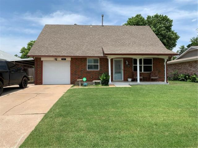 701 NW 15th Street, Moore, OK 73160 (MLS #871213) :: Homestead & Co