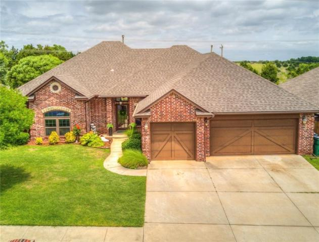 4317 NW 164th Terrace, Edmond, OK 73013 (MLS #871222) :: Homestead & Co