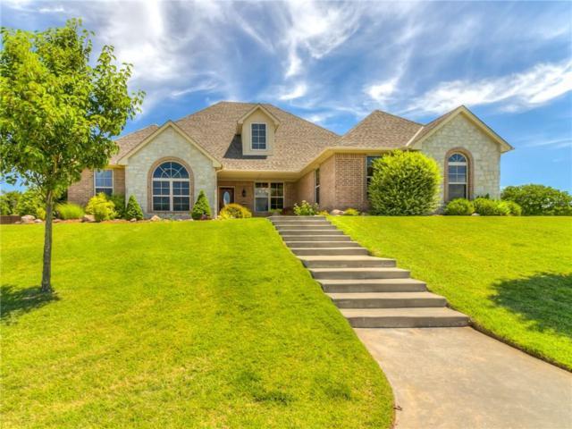 15301 SE 41st Street, Choctaw, OK 73020 (MLS #871268) :: Homestead & Co