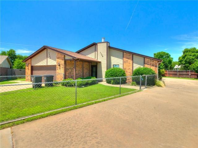 3209 Lois Arlene Circle, Moore, OK 73160 (MLS #871272) :: Homestead & Co