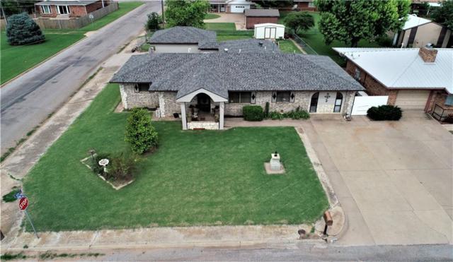 809 N Peck Avenue, Hydro, OK 73048 (MLS #871288) :: KING Real Estate Group