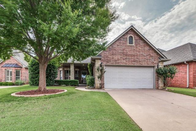 12312 St Lukes Lane, Oklahoma City, OK 73142 (MLS #871327) :: Homestead & Co