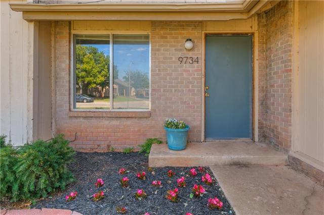 9734 Hefner Village Boulevard, Oklahoma City, OK 73162 (MLS #871334) :: Homestead & Co