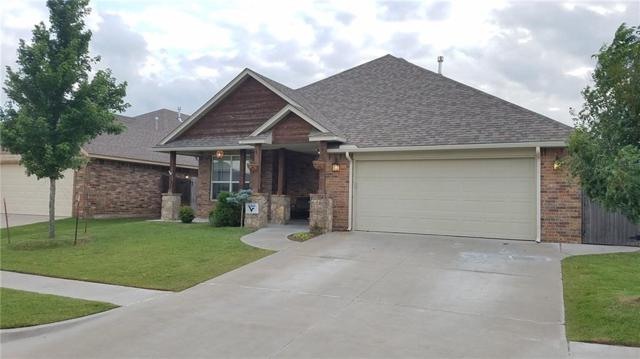 14517 Harli Lane, Oklahoma City, OK 73170 (MLS #871337) :: Homestead & Co
