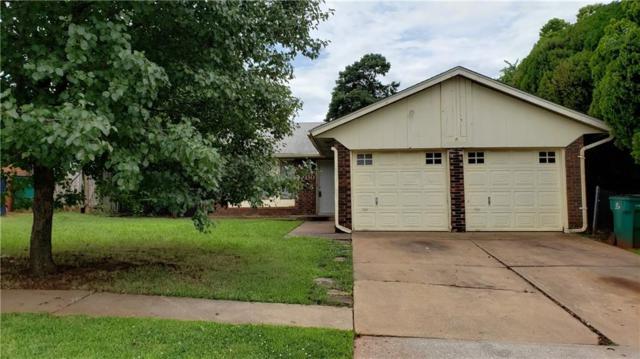 3200 SE 55th Street, Oklahoma City, OK 73135 (MLS #871340) :: Homestead & Co