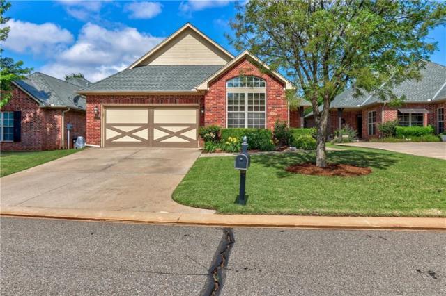 3917 Cottage Lane, Edmond, OK 73013 (MLS #871356) :: Homestead & Co