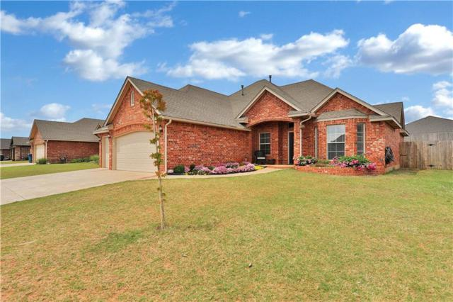 2109 Mill Creek Way, Choctaw, OK 73020 (MLS #871376) :: Homestead & Co