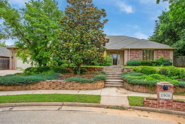 2908 Asheton Court, Edmond, OK 73034 (MLS #871404) :: Homestead & Co