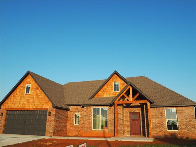 1309 Chestnut Place, Weatherford, OK 73096 (MLS #871409) :: Homestead & Co