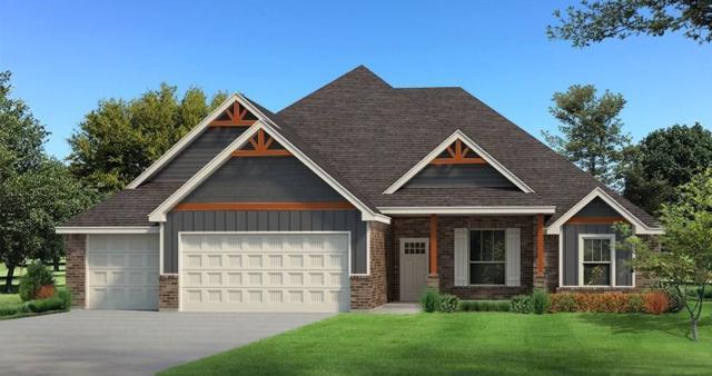 3124 Hunter Crest Drive, Edmond, OK 73034 (MLS #871411) :: Homestead & Co