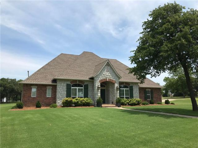 16441 Cobblestone Circle, Choctaw, OK 73020 (MLS #871443) :: KING Real Estate Group