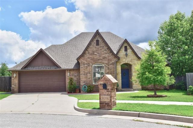 3016 Brookstone Court, Moore, OK 73160 (MLS #871456) :: KING Real Estate Group